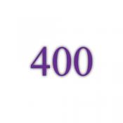 400g Bilderdruckpapier (GK)